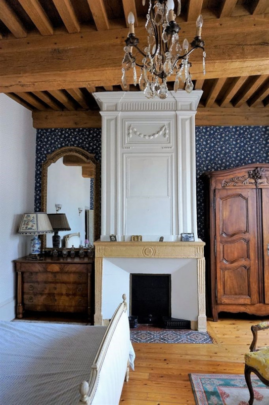 fireplace, france, french architecture, charming, bedroom, ceilings, wallpaper, bureau, boudoir, beautiful, french, architecture, historic, moldings, mouldings, mantel, bed, wood, wooden floor