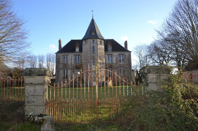 chateau, chateau for sale, french living, french home, mansion, luxury lifestyle, staircase, 18th century, historic home, preservation, historic preservation, real estate, france, herringbone, wood, paneling, architecture, french country, country house, european living, elegant home, imposing home