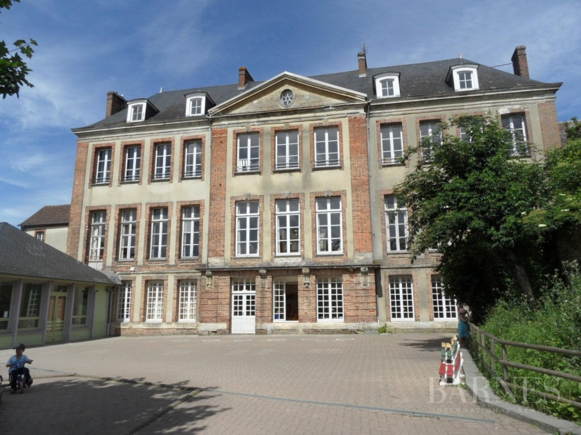 france, normandy, l'aigle, chateau, mansion, luxury, windows, chimney, mansard, georgian, gorgeous, hotel, bed and breakfast, business, development, potential, renovation, house, french, french living, lifestyle, live, move, buy, for sale, real estate, belles demeures, historic, old, imposing, elegant, monumental