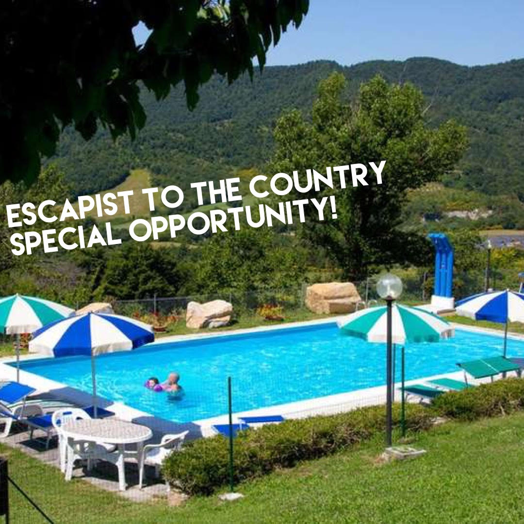 italy, umbria, gubbio, bed and breakfast, agriturismo, agritourism, country estate, country living, italian living, for sale, real estate, gorgeous, beautiful, pool, equestrian, truffle