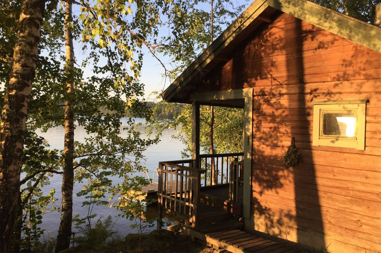 Scandinavian Hygge – Two Cozy Lakefront Cabins For Sale – Uusimaa ...