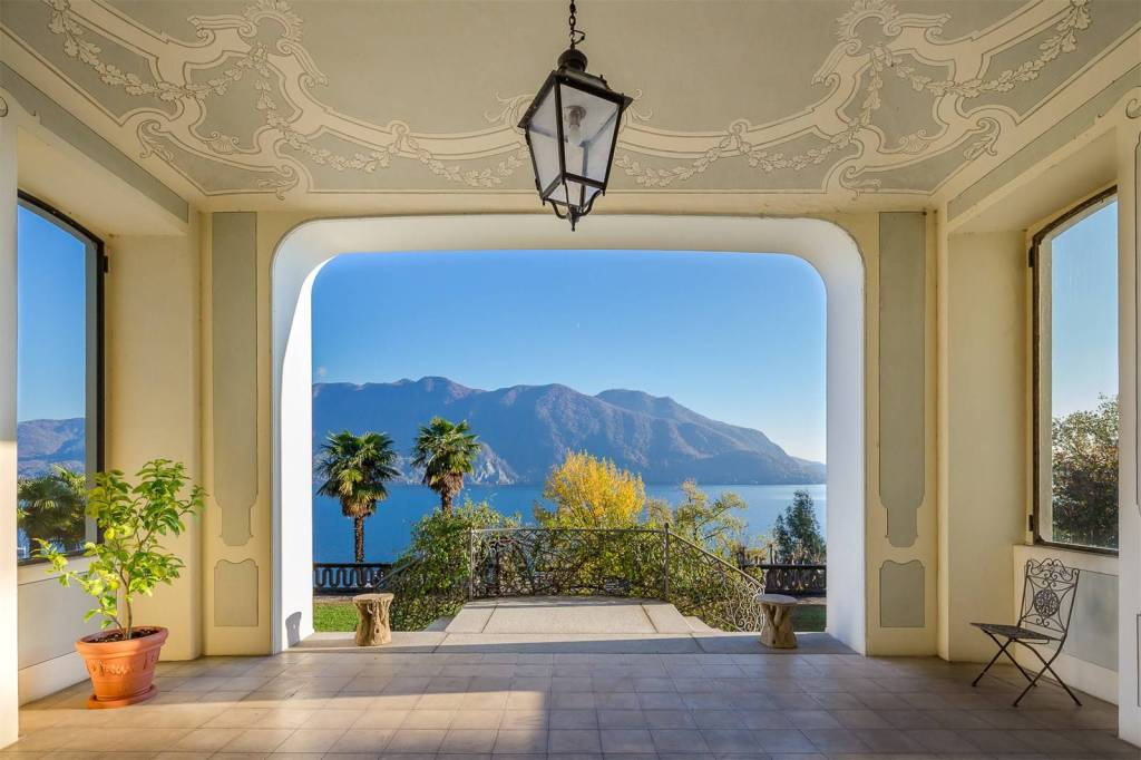 italy, lake maggiore, ghiffa, apartment, villa, historic, stunning, views, lake, water, mountains, palm trees, veranda, unit, for sale, vacation, real estate, rental, blue, view, beautiful, holiday, house