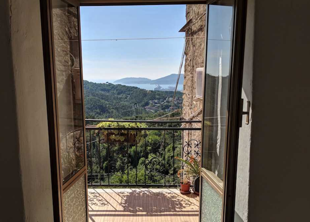 italy, italian, liguria, sarzana, ocean view, ocean, sea, beautiful, apartment, pied-a-terre, views, gulf of poets, country house, vacation property, property, for sale, real estate