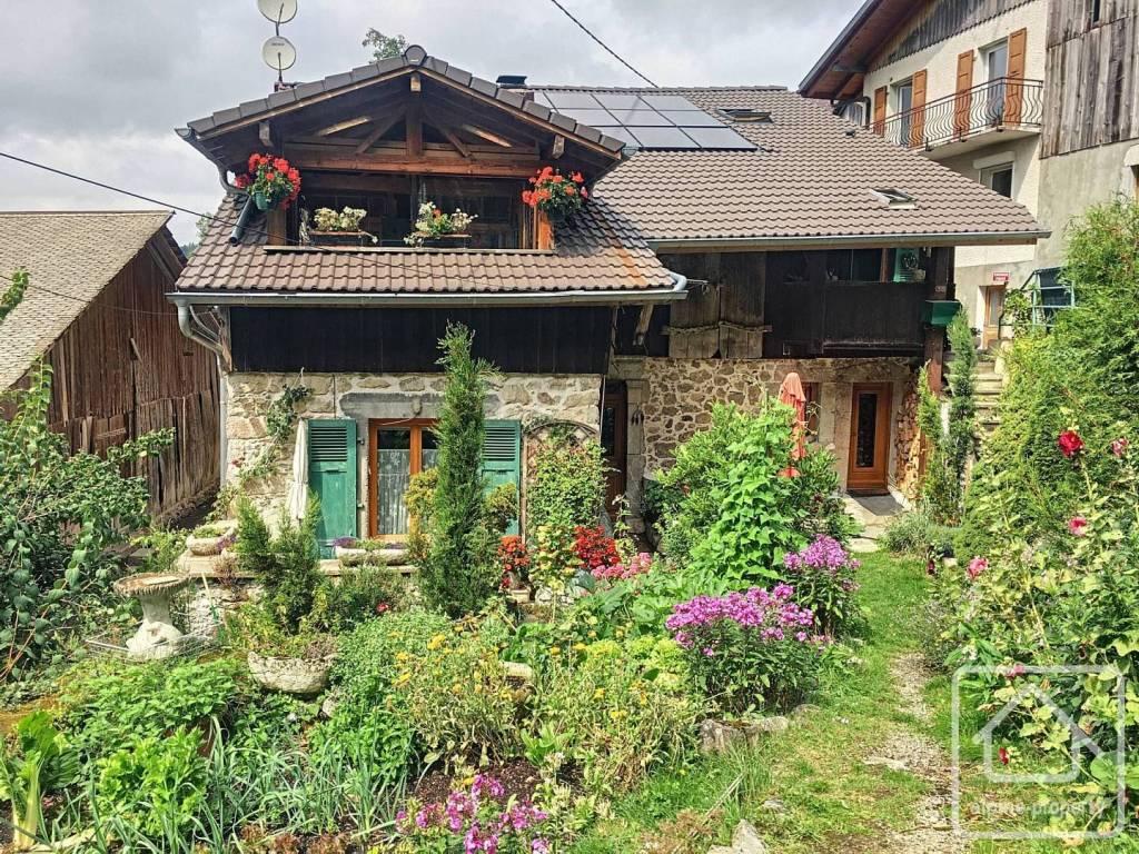 french alps, alps, ski, skiing, alpine, cottage, farmhouse, savoyard, pretty, views, mountains, cozy, lake, lac leman, beautiful, nature, solar, eco-friendly, eco, authentic, character, charming, france, switzerland