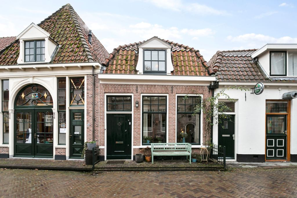 Warm and Cozy Character Townhouse Circa 1912 in Historic Center of Harderwijk, Netherlands
