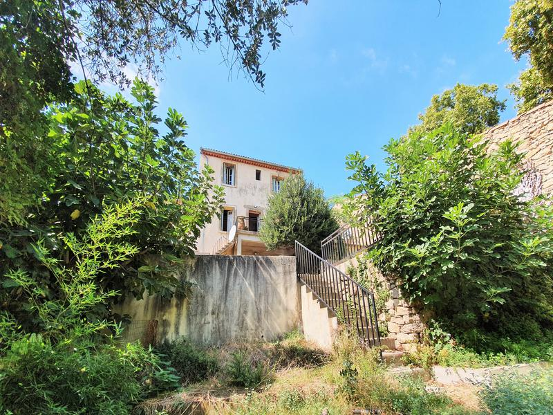 The house has all the grace and beauty of its bygone age, combined with all the modern conveniences which make for easy living in the true style of the South of France.