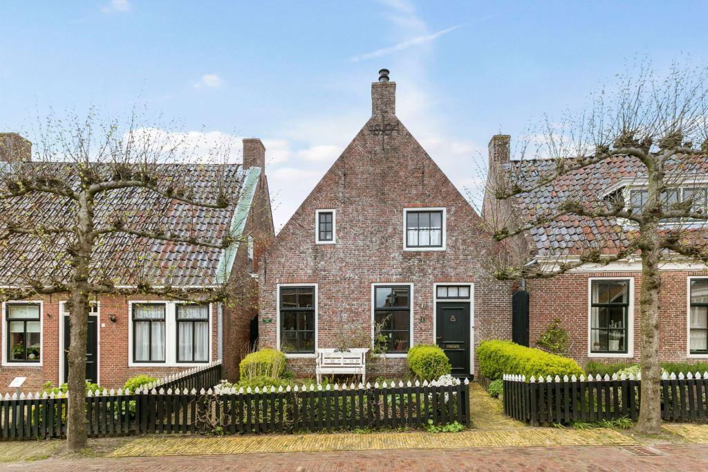 A cozy, historic Dutch home circa 1804 in the peaceful countryside village of Ee, in Freisland, Netherlands!