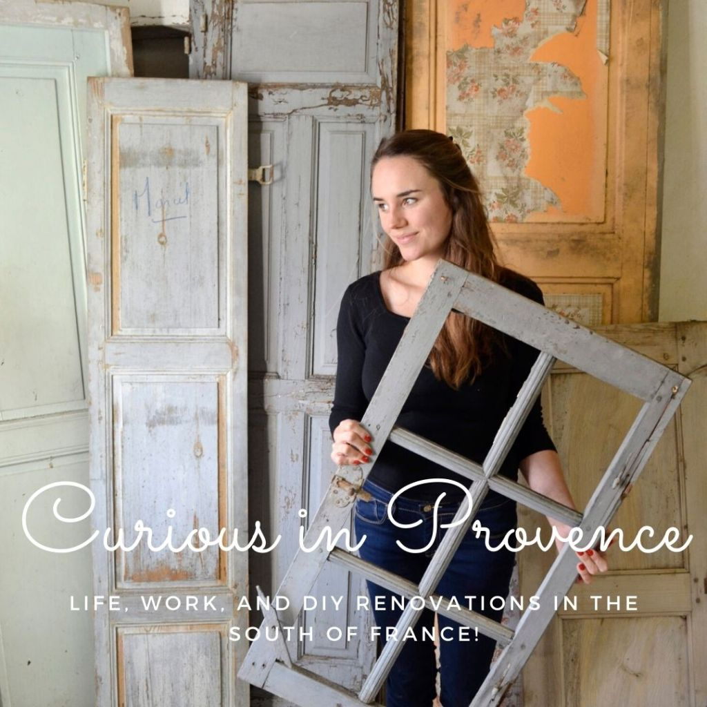 Interview! Curious in Provence: Life, Work, and DIY Renovations in the South of France!