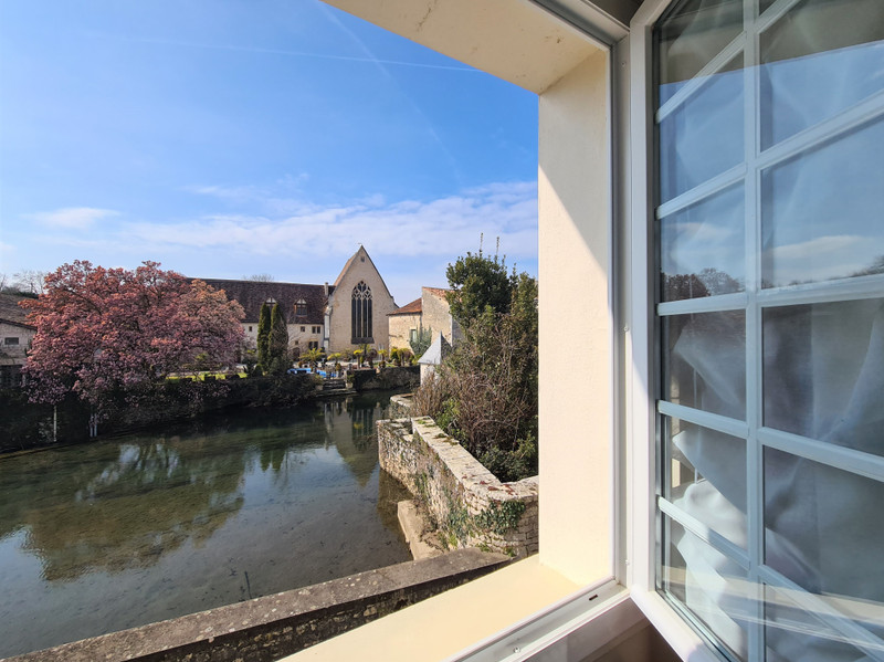 A luxury bed & breakfast for sale in a picturesque château village on the Charente river, in Verteuil-sur-Charente, France!
